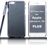 Carbon Hülle für Apple Iphone 6