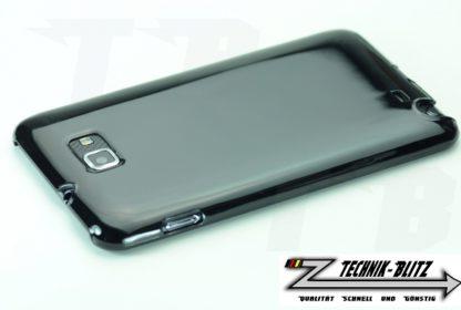 Schwarze Schutzhülle für Samsung Galaxy Note N7000 Hardcover