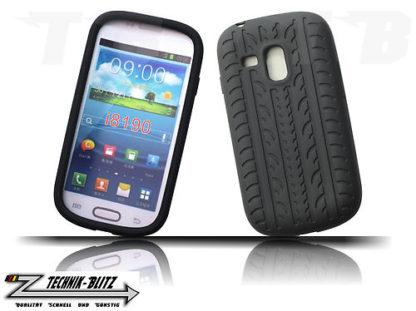 Silikon Reifen Hülle für Samsung Galaxy S3 Mini i8190