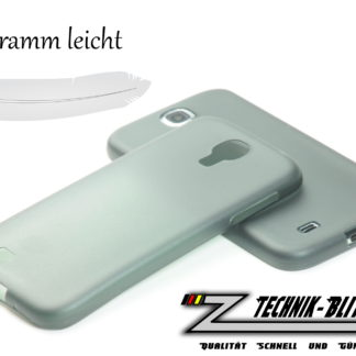 Handyhülle extra leicht S4 i9500 i9505 Schwarz