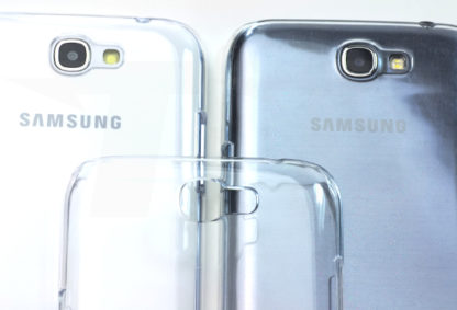 Hard-Cover für Samsung Galaxy Note 3 N9005 Transparent