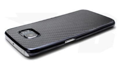 Carbon Schutzhülle für Samsung Galaxy S5 Mini G800F