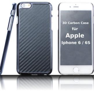 Carbon Hülle für Iphone 6 6S