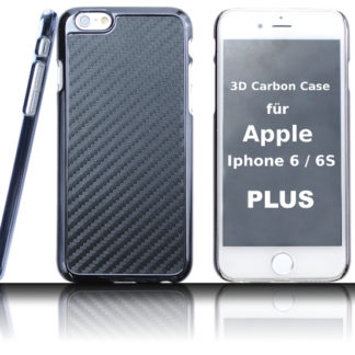 Carbon Hülle für Apple Iphone 6 PLUS