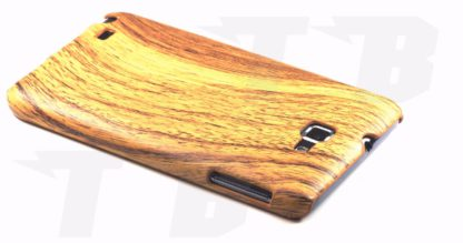Samsung Galaxy Note Hülle Holz Note 1 Holzdesign N7000