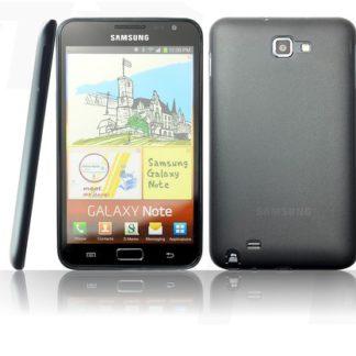 Dünne Hülle für Samsung Galaxy Note 1 N7000 Ultrathin Case Schwarz
